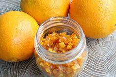 De keuken van Johanna: Gekonfijte sinaasappelschillen