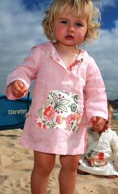 Cute kids kaftan