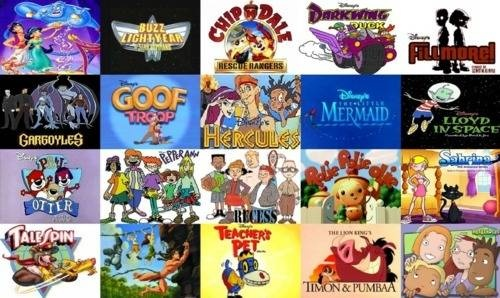 80s and 90s disney shows i luv disney pinterest