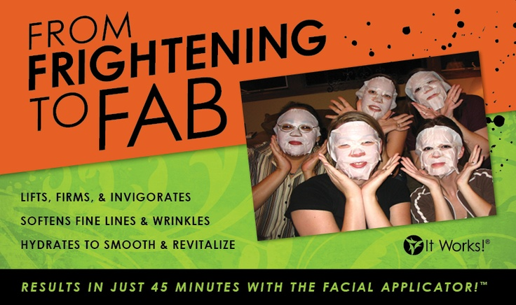 From frightening to FAB in just as little as 45 minutes :)