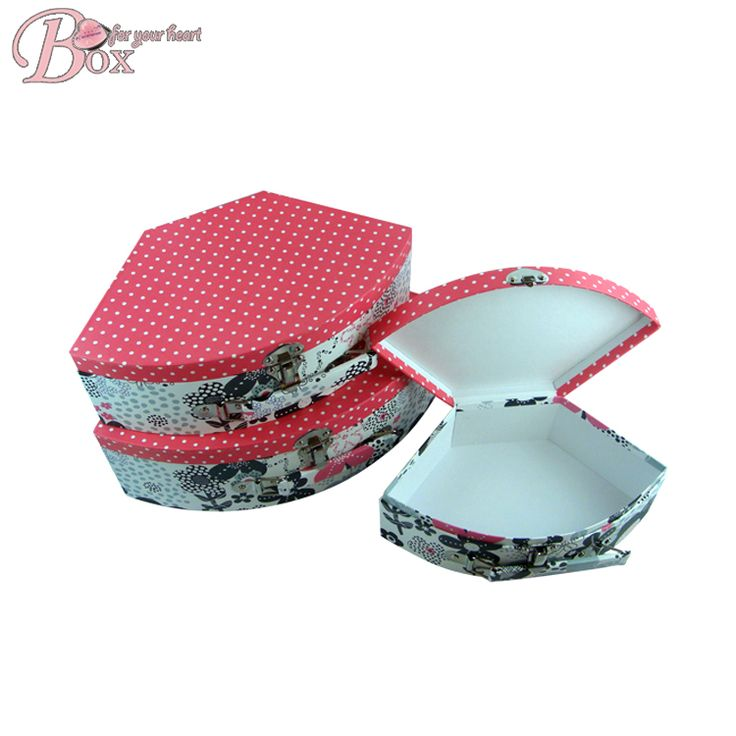 Cute Patterned Eminent Suitcase