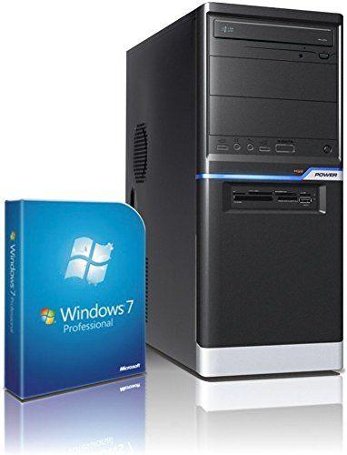 Shinobee PC Gamer / Multimédia - Unité centrale pour ordinateur de bureau (Processeur AMD A8-6600K 4 x 3.9MHz, 4.2MHz en mode Turbo - Mémoire RAM 8GB - 8192MB DDR3 - DD 1TB S-ATA II HDD - AMD Radeon intégrée HD 8570D 4096 MB DVI/VGA avec technologie DirectX11 - USB3 - Carte-mère FM2+ - Lecteur graveur DVD - Lecteur cartes - 7 ports USB - Windows 7Pro 64 Bits) #4910 Shinobee http://www.amazon.fr/dp/B014HJMQRO/ref=cm_sw_r_pi_dp_QiLiwb0EVHBMD