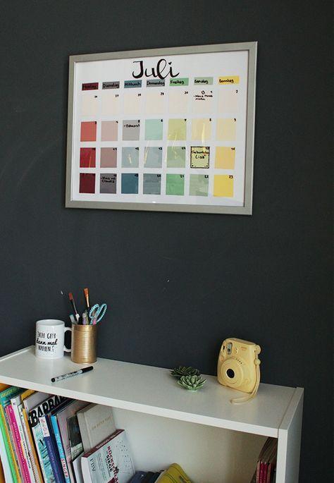 die besten 25 kalender selber basteln ideen auf pinterest weihnachts kalender kalender zum. Black Bedroom Furniture Sets. Home Design Ideas