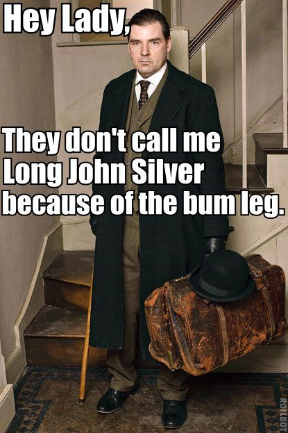 Downton Abbey Addicts: Downton Abbey Funnies: The Ryan Gosling Effect