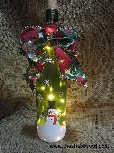 The Shabby Owl: Christmas Light