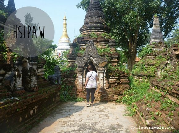 What I did while visiting the small town of Hsipaw in Myanmar. Tips for DIY'ers and backpackers on a budget.