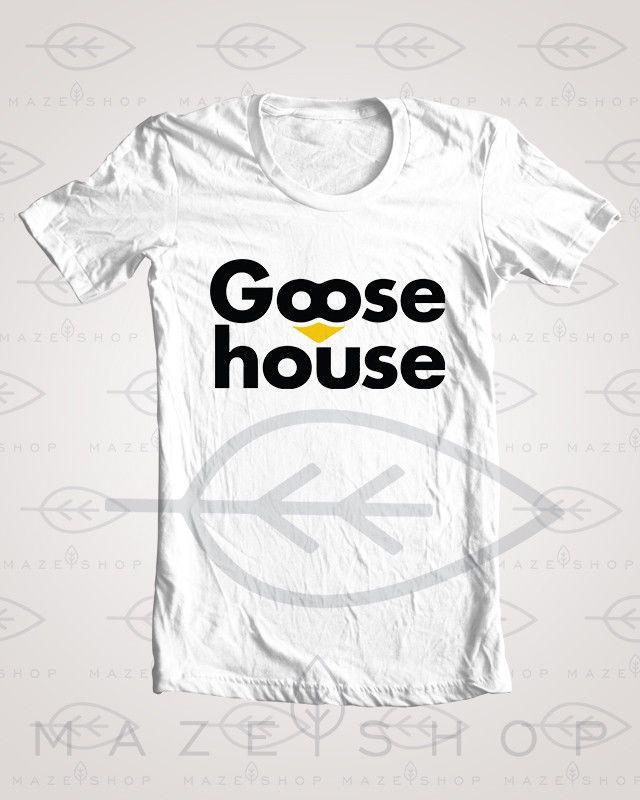 Goose House T Shirt Anime The Gazette BabyMetal  Scandal Asian Kungfu Generation #Handmade #ShortSleeve