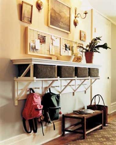 8 best Decorar recibidor images on Pinterest | Home ideas, Entryway ...