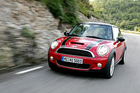 Mini Cooper S: Wouldn't you love to drive this today? Get an amazingly low interest rate with us! www.wvccu.org