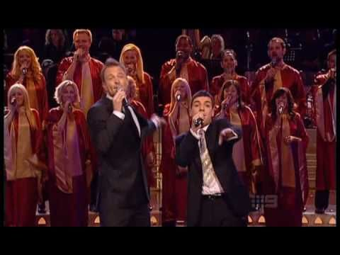Australia: Carols By Candlelight (Performance by Anthony Callea and Tim Campbell  Featuring The Melbourne Gospel Choir)