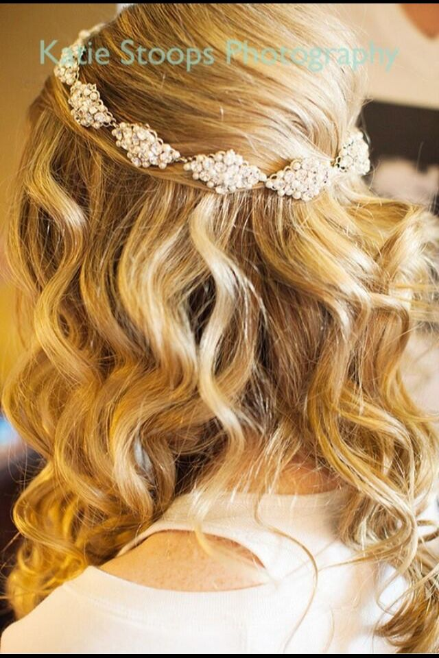 512 best images about Wedding on Pinterest | Bridal hair ...