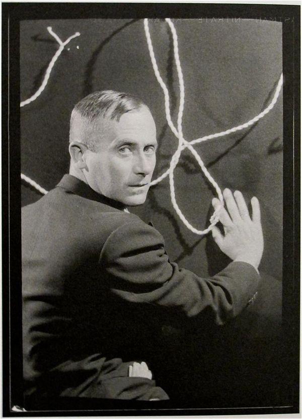 Joan Miró por Man Ray