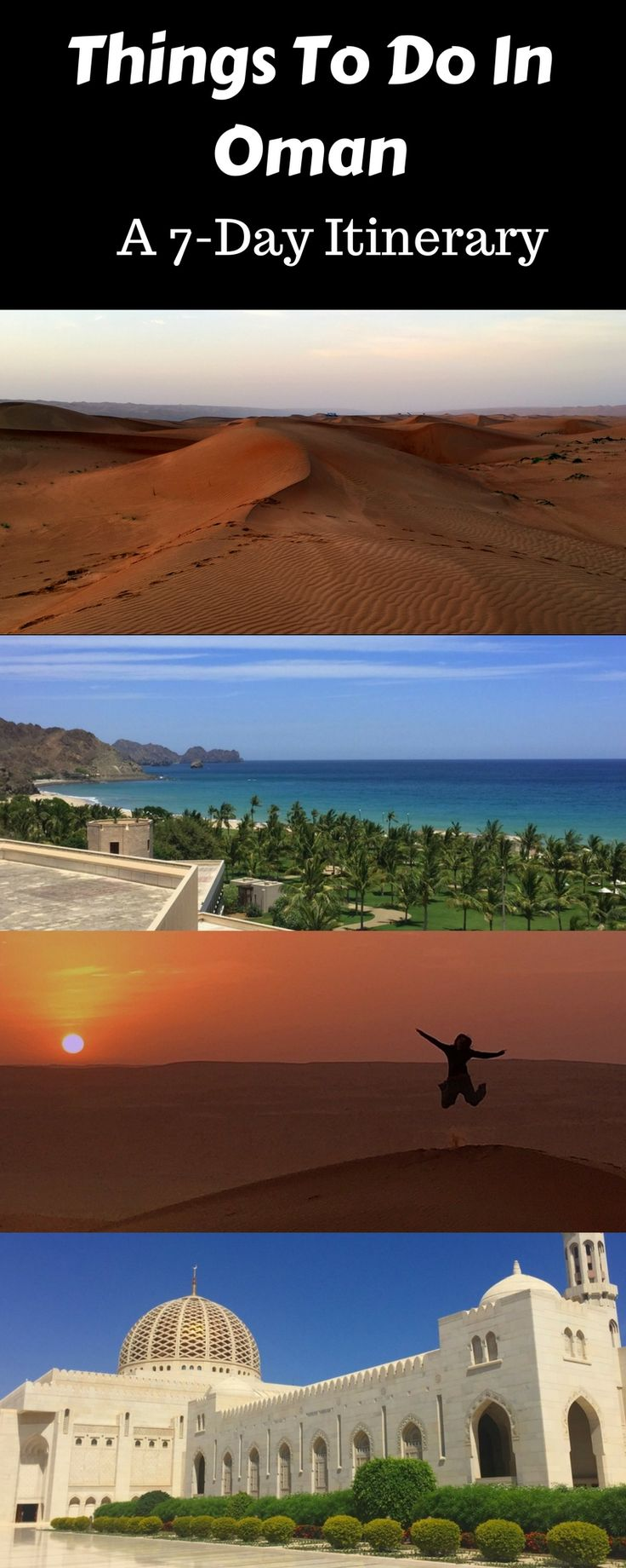 A comprehensive guide of things to do in Oman including info on fun activities, how to get to each one, what to wear, and more in Muscat, Sur, and beyond.
