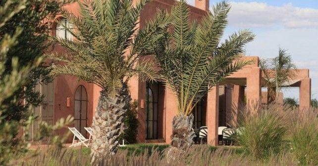 Location villa Marrakech avec piscine privée
