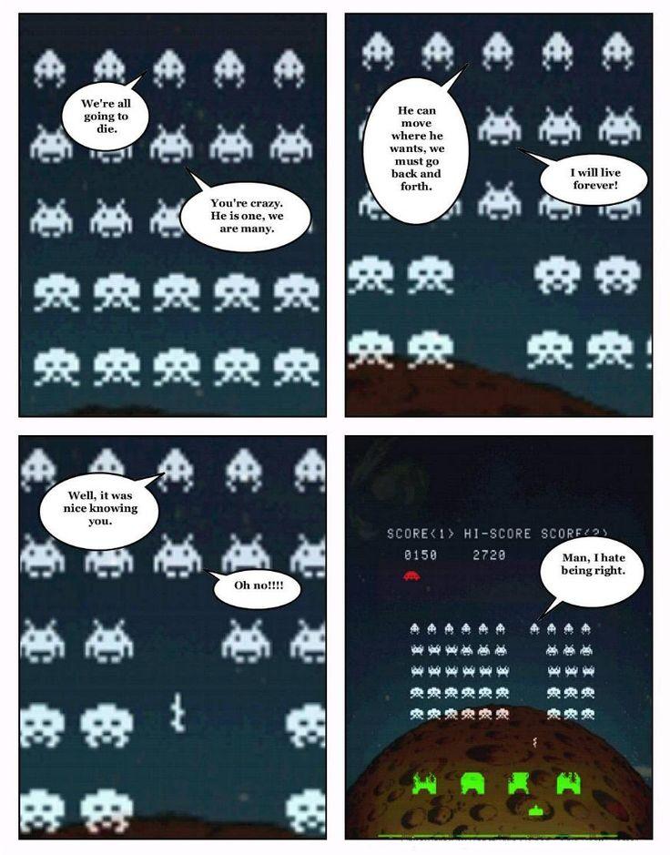 Space Invaders или Космические захватчики, похитившие наши сердца