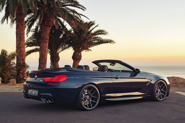 BMW M6 Convertible, love getting to work on these at work now!