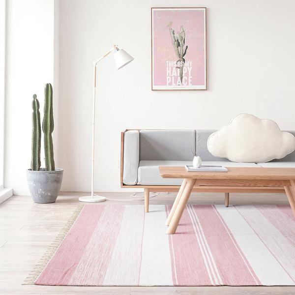 Pink Amara Rug - Pin for Inspo!