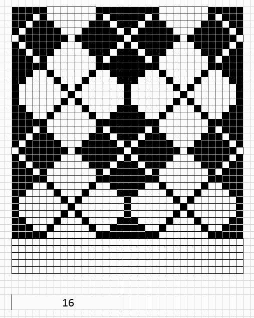 Mustrilaegas: Kirjatud kudumid...love this argyle pattern!