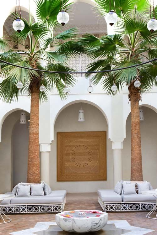 Outdoor Living | Moroccan Style                                                                                                                                                                                 More