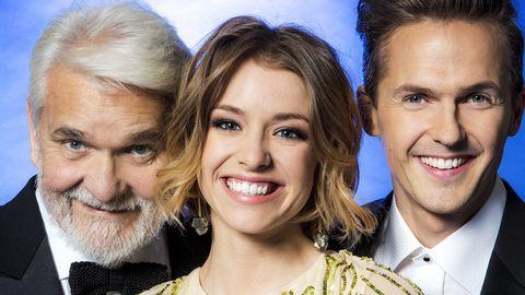 eurovision 2017 presenters