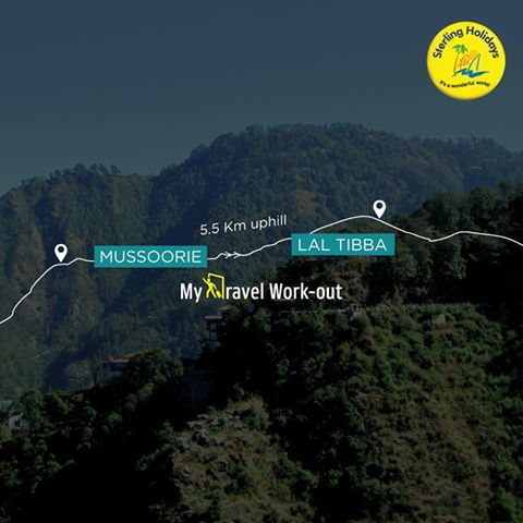 When in ‪#‎Mussoorie‬, take a day off to trek to the peak of Lal Tibba. Start from the Landour area of Mussorie and continue your ascent. Awe-inspiring views of the Himalayas will greet you on the way as you rise the snow-capped rough terrains. To book a holiday at Mussoorie - Dancing Leaves, go to https://bookings.sterlingholidays.com/ #mussoorie #travel