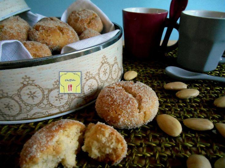 Ecco la ricetta dei pasticcini alle mandorle: deliziosi dolcetti per la pausa caffè o tè, per voi e per i vostri ospiti!