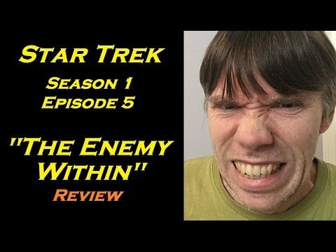 The Star Trek Project Video Digest 4 – My Worst Acting Ever | I Read Encyclopedias for Fun