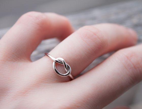 Node silver ring