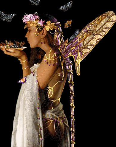 Animated glitter fairies | Fairies Glitter Graphics Fairy Pictures