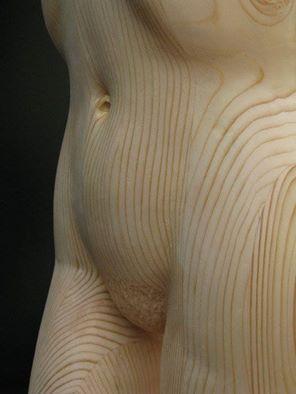 Espositore: Tarcisio Saler Opera: Particolare di busto femminile in legno lamellare di abete. https://www.facebook.com/photo.php?fbid=10152091058732371&set=gm.784393528277623&type=1&theater
