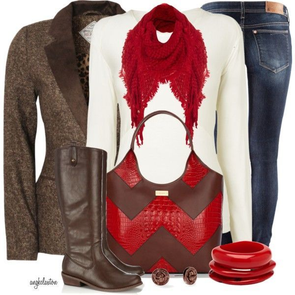 Hold the Reins Contest by angkclaxton on Polyvore.