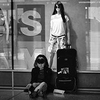 Emilio Canu AMARCORD: Io mi ricordo. MOSTRA COLLATERALE A.BANDA MENOTRENTUNO 2014 Messaggerie Sarde Sassari Stampa fine art :: Pannellatura