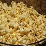 Perfect Popcorn Recipe #2 - Herbes de Provence Topping