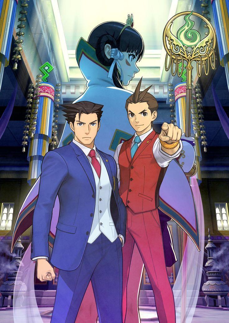 Capcom Annonce Phoenix Wright Ace Lawyer Spirit Of Justice En