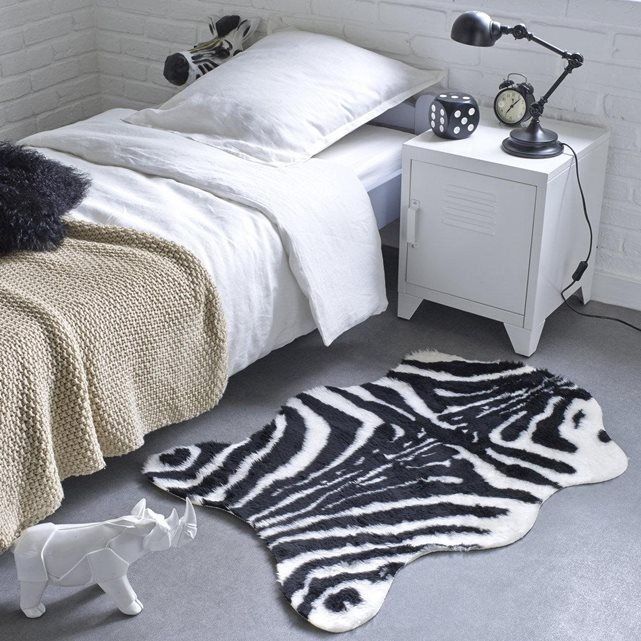 Les 25 meilleures id es de la cat gorie tapis z bre sur Tapis rond zebre