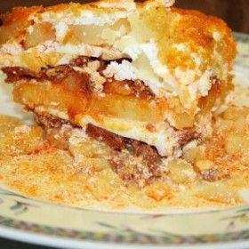 Rakott krumpli Vicikó konyhájából