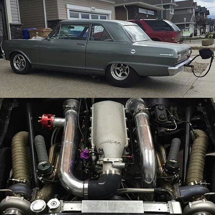 Ls Twin Turbo Chevy Nova Nasty Nova S Drag Racing Chevy Chevy Nova Drag Cars