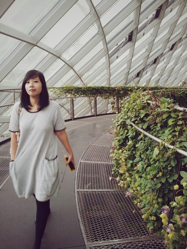 Garden by the bay : Cloud forest