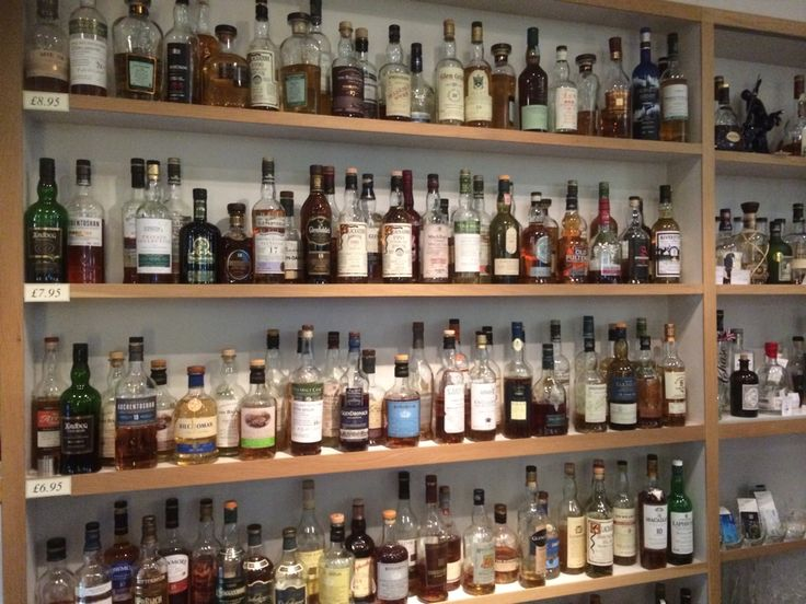 One of London's hidden gems, the Soho Whisky Club. Read my review here: http://whiskybars.net/2013/01/14/soho-whisky-club-london/