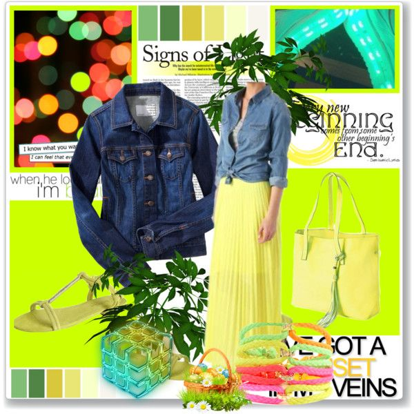 """Fluor style"" by feelseelive on Polyvore"