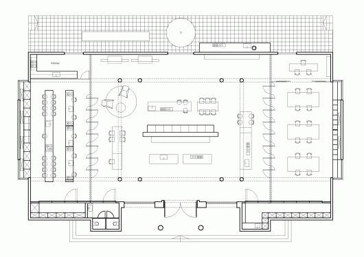 Bulthaup Showroom Tlv Pitsou Kedem Architects