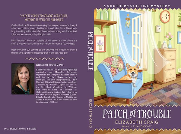 The cover for best selling cozy mystery author Elizabeth Craig's ... : southern quilting mysteries - Adamdwight.com