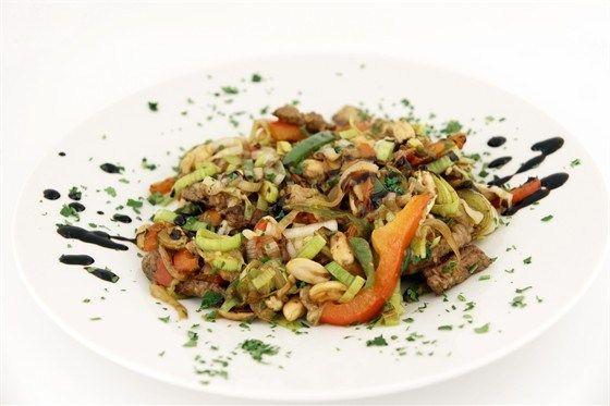 Овощи по-китайски, приготовленные на пару