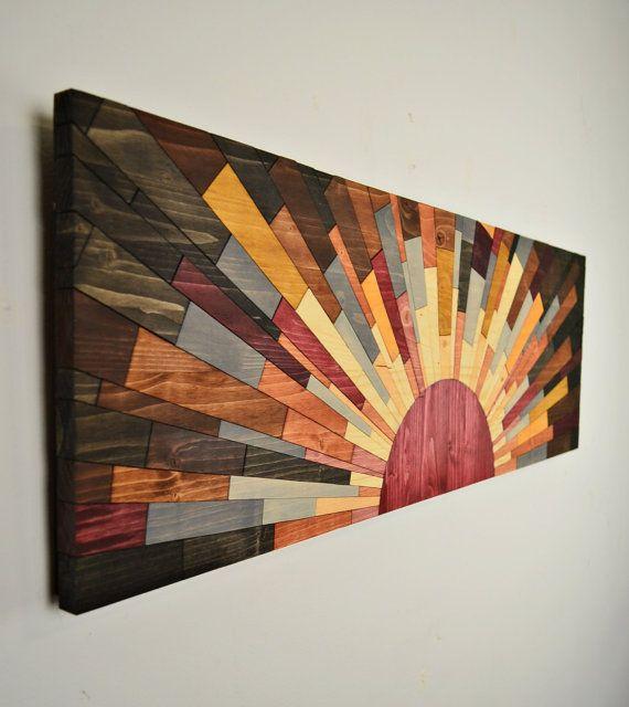 Best 25+ Wood art ideas on Pinterest | Diy wood crafts ...