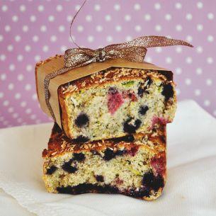 Världens godaste sockerfria hallon & blåbärskaka! - Recept från Mitt kök - Mitt Kök