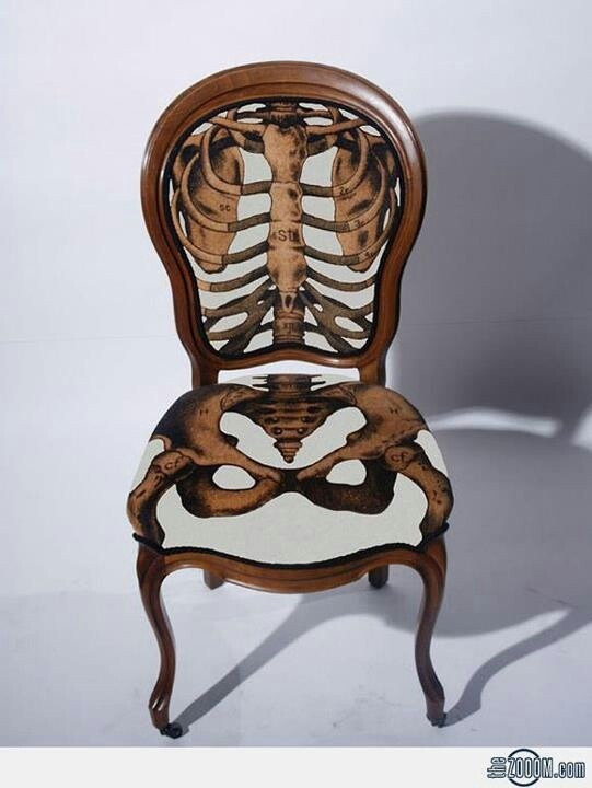 scary chair home decor that i