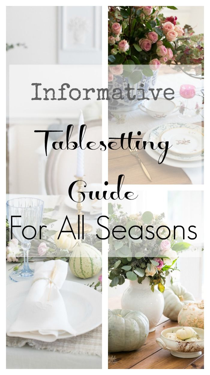 10 gorgeous christmas table decorating ideas 187 photo 2 - Informative Table Setting Guide For All Seasons