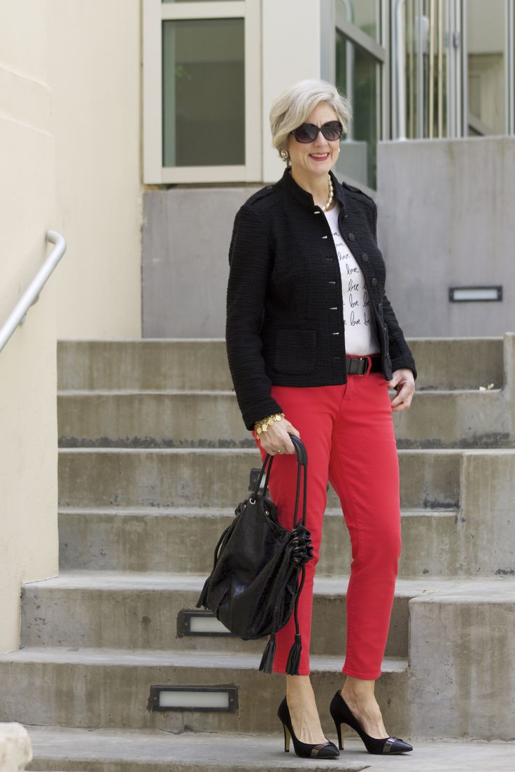 September, 2015 | Style at a certain age
