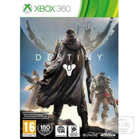 Microsoft Игра для Xbox360 Destiny (16+)  — 2542 руб. —  Представляем вашему вниманию научно-фантастический многопользовательский шутер от первого лица Destiny, разрабатываемый студией Bungie, создателями первых трёх частей легендарной игры Halo. Прибытие Странника изменило все. Это событие положило начало Золотому Веку, когда наша цивилизация покорила Солнечную систему… Но ничто не длится вечно. Мы пережили страшный удар. Те, кому повезло уцелеть, построили город в тени Странника и…