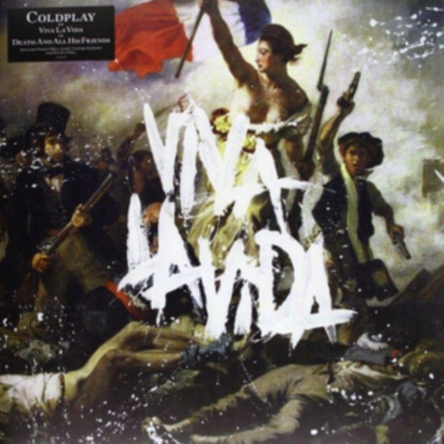 Obálka knihy  Viva La Vida Or Death and All His Friends od Coldplay, ISBN:  5099921211416